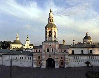 Колокольня Данилова монастыря