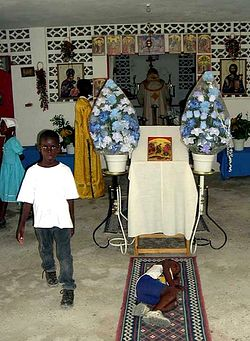 Православная Миссия в Гаити