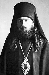 Епископ Иоанн. Шанхай
