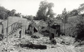Руины Софийского собора, 1989 г.