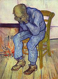 Винсент Ван Гог. «На пороге вечности»
