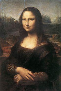 Ил. 3. Леонардо да Винчи. Джоконда. Около 1503 г.