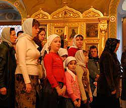 Фото с сайта Троицкого собора г. Саратова