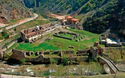 Монастырь Архангелов