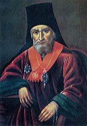 Николай (Доброхотов), епископ Тамбовский и Шацкий. Один из предков митрополита Питирима