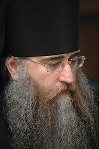 Епископ Саратовский и Вольский Лонгин. Фото А. Леонтьева