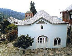 Успенский собор скита Ксилургу