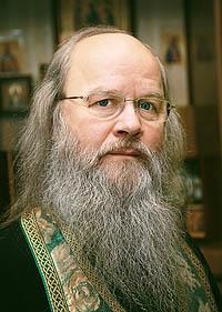 Протоиерей Владимир Волгин
