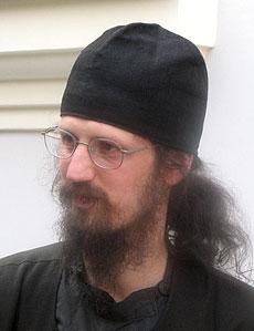 Монах Пантелеимон (скит братства Воздвижения Креста Господня, США)