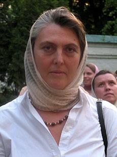 Анна Ильинична Иммлер