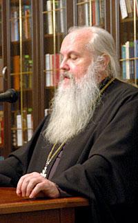 Протоиерей Александр Лебедев.