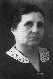 Матушка Мария Чельцова (†1972)