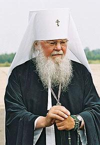 Митрополит Нижегородский и Арзамасский Николай (Кутепов)