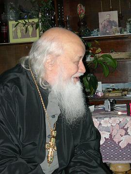 Протоиерей Владимир Правдолюбов