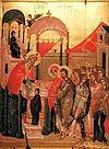 Введение во храм Пресвятой Богородицы. Песнопения