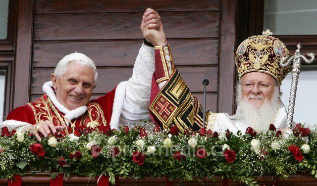 Традиционный визит делегации Вселенского Патриархата в Ватикан на праздник Св. Петра и Павла