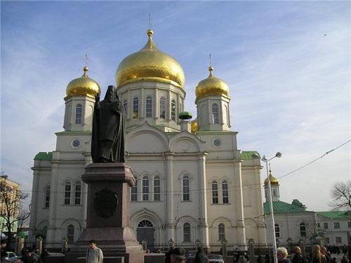 Кафедральный собор в Ростове-на-Дону