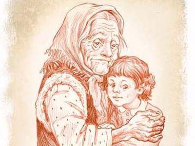 Бабушки-прабабушки