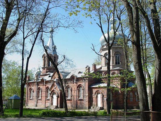 Воинский храм благоверного великого князя Александра Невского