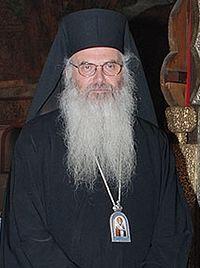 Митрополит Николай в храме Сретенского монастыря. Фото Антона Поспелова