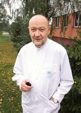 Константин Шелепень — главный врач онкологической больницы в белорусском городе Брест.
