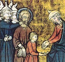 Понтий Пилат умывает руки