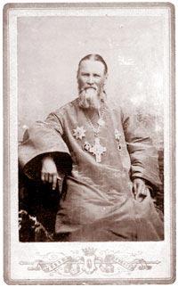 Святой Иоанн Кронштадтский в Леушино
