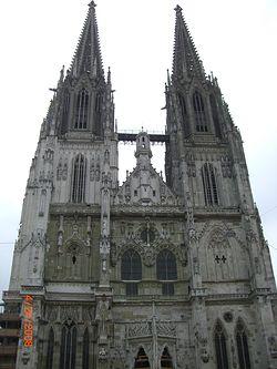 Собор святого Петра (Домский собор) Регенсбурга