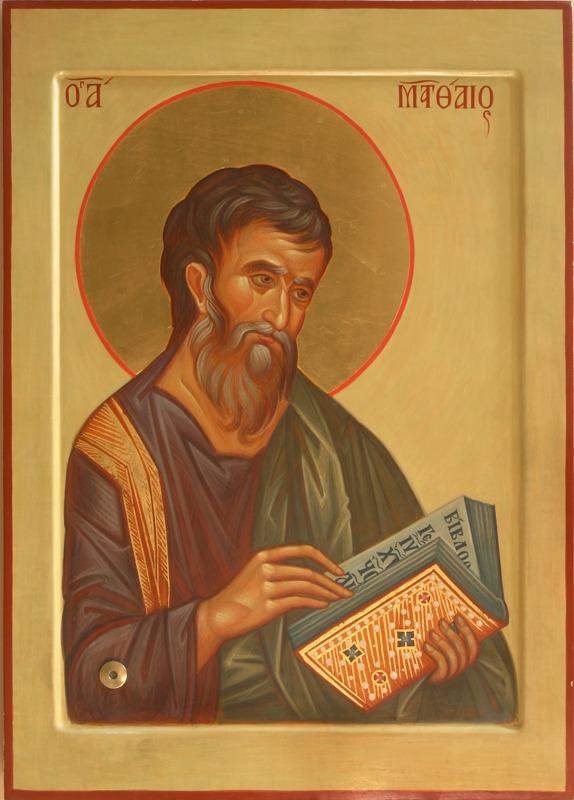 святого апостола и евангелиста Матфея ...: ioannpredtecha.ru/docs/16.htm