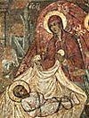 Утреня и Божественная литургия на праздник Рождества Христова в Сретенском монастыре