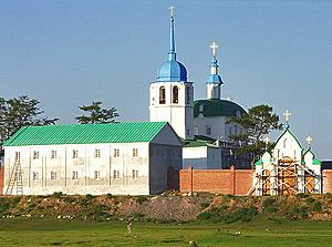 Посольский Спасо-Преображенский монастырь