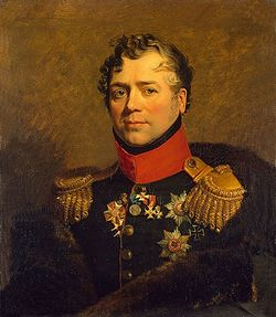 Князь Дмитрий Владимирович Голицын