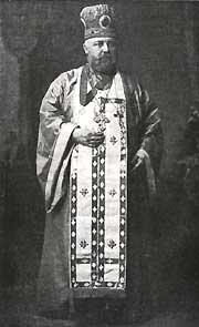 Святый праведный Алексий Товт