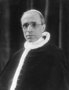 Пий XII (Pius), папа Римский с 1939 года