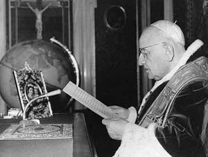 Иоанн XXIII, папа Римский с 1958