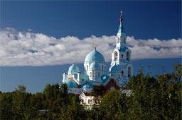 Главный Спасо-Преображенский собор монастыря