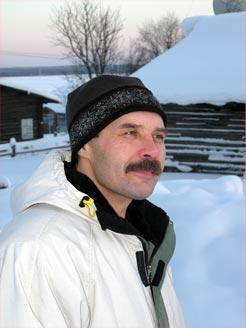 Старший сержант запаса ВДВ Александр Глуханич