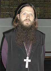 Archpriest Artemy Vladimirov.
