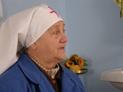 Старщая сестра сестричества Любовь Андреевна Шинкаренко