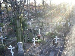 Русское кладбище в Тегеле