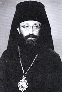 Преосвященный Варнава, епископ Хвостанский