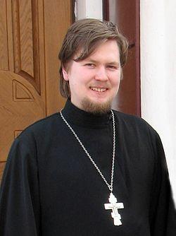 Священник Петр Украинцев