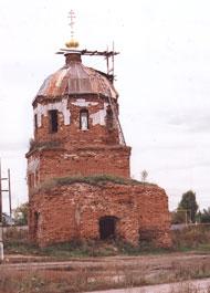 Храм Покрова Пресвятой Богородицы в Елховке