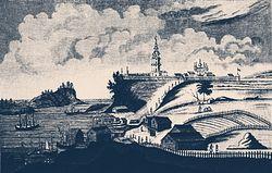 Валаамский монастырь в XVIII веке