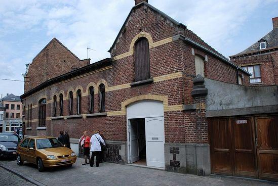 Монс. храм Русской Православной Церкви в честь святого Архистратига Божия Михаила