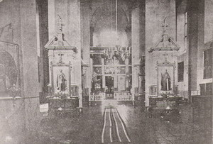Свято-Троицкий храм монастыря