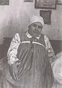 Блаженная Мария Дивеевская