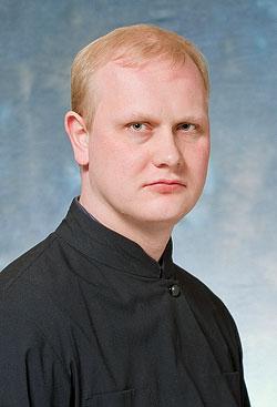 Павел Бобров. Фотография до рукоположения