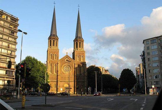 Церковь Рождества Христова (Антверпен)