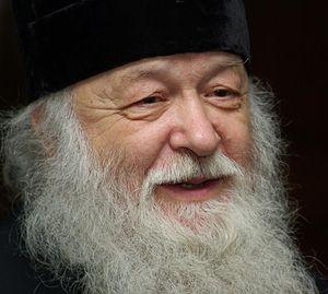 Протоиерей Валериан Кречетов. Фото: Юрий Любцов / Photorow.Ru